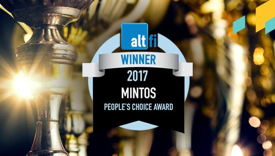 Mintos AltFI award