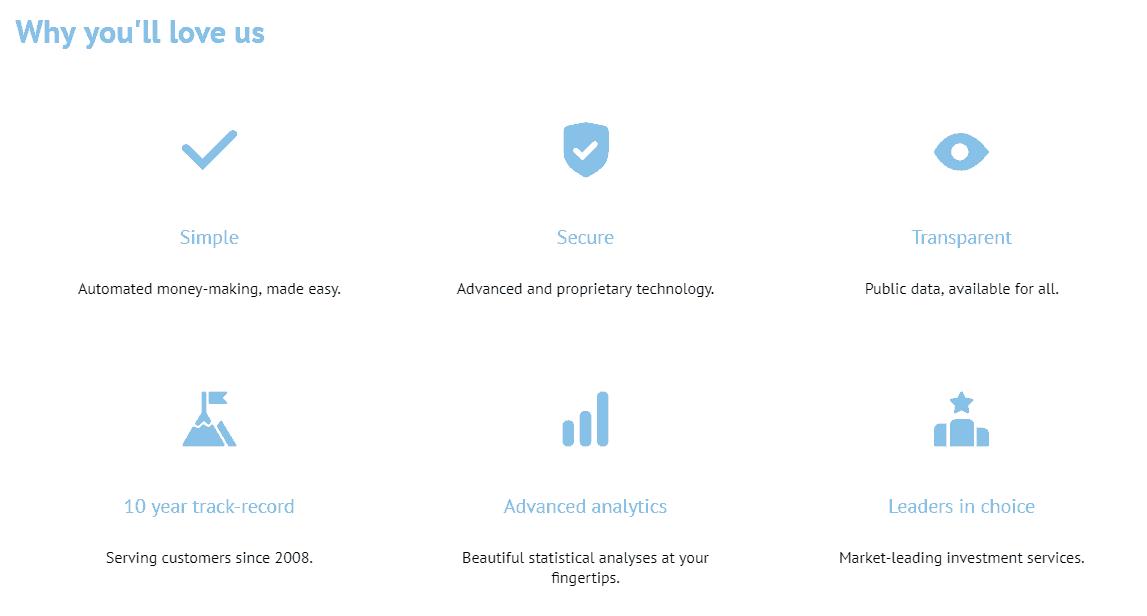 Bondora statistics