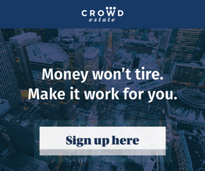 crowdestate referral bonus code