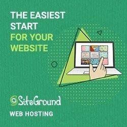 siteground 250x250 logo web hosting