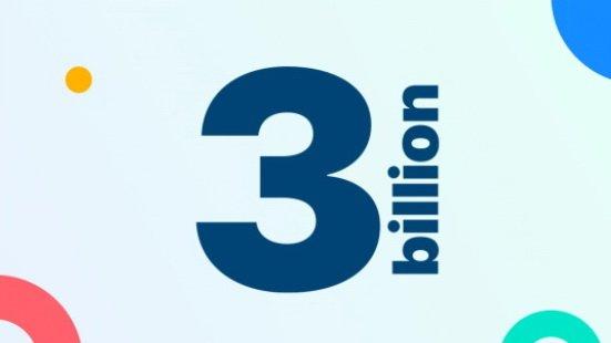mintos reached 3 billion