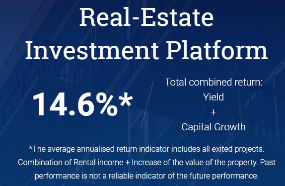 real-estate investment platform