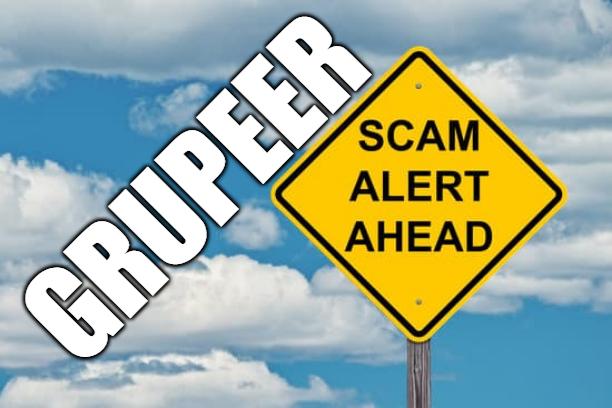 grupeer scam alert