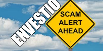 Envestio scam alert